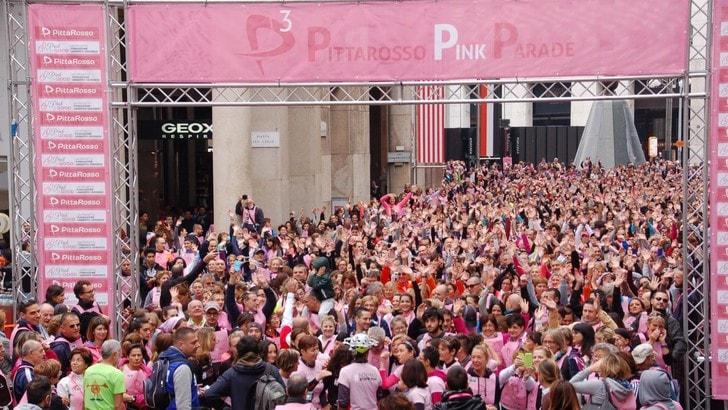 PittarossoPink Parade  . Dopo Roma, tappa a Milano