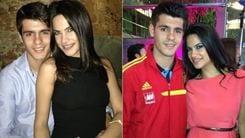 Morata, la ex lo stuzzicae corre per Miss Universo