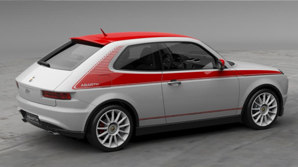 Nuova Fiat 127 E Nuova Fiat 127 Abarth