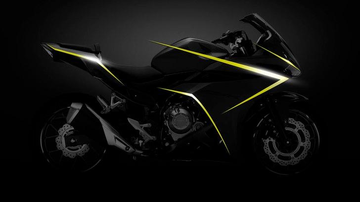 Honda rinnova la CBR500R
