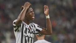 Pogba, la Juve conferma: è distorsione. Inter a rischio