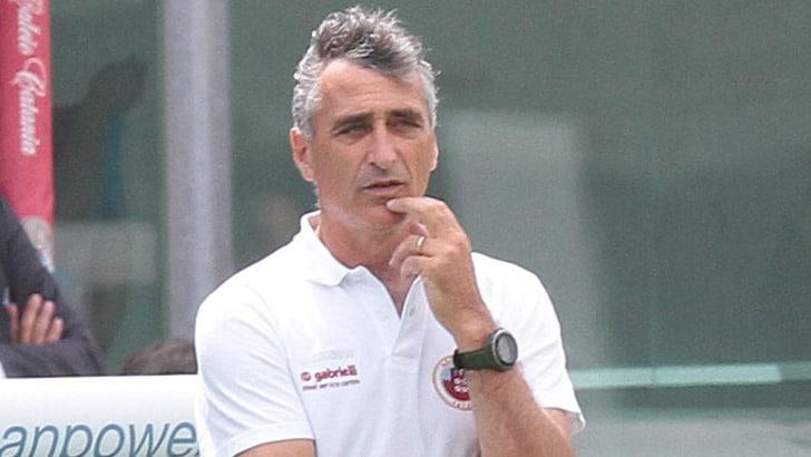 Pro Vercelli, è Foscarini il nuovo allenatore