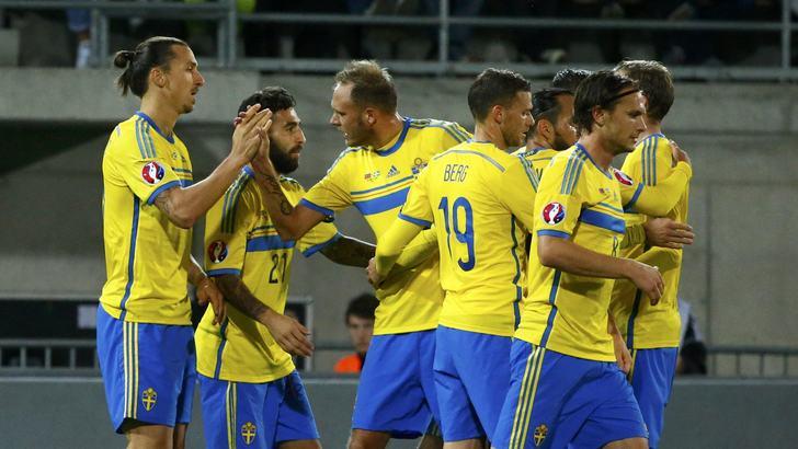 Euro 2016, Svezia tra le teste di serie per gli spareggi