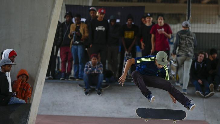 """Skateboarding ai Giochi, ma gli appassionati """"votano"""" no"""