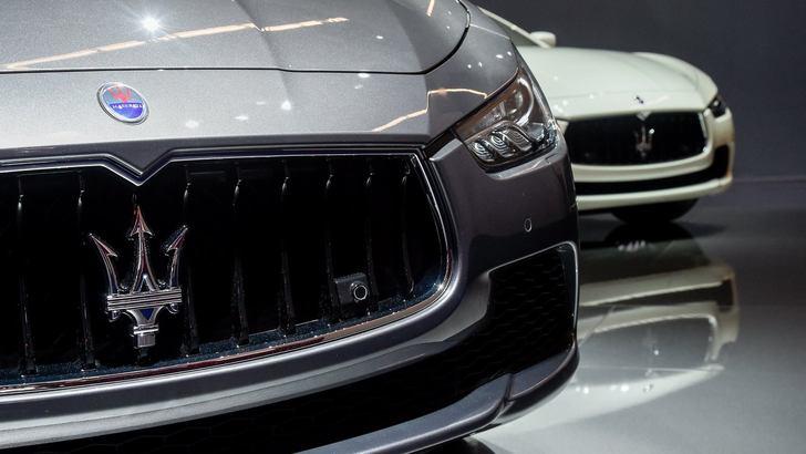Maserati, l'ibrido nel 2018