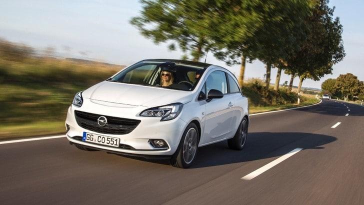 Opel Corsa GPL Tech, la prova su strada