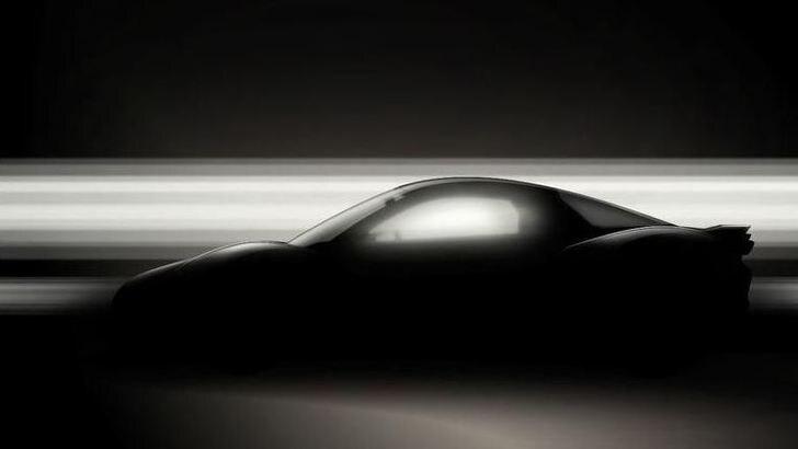 Yamaha svela un prototipo di coupé