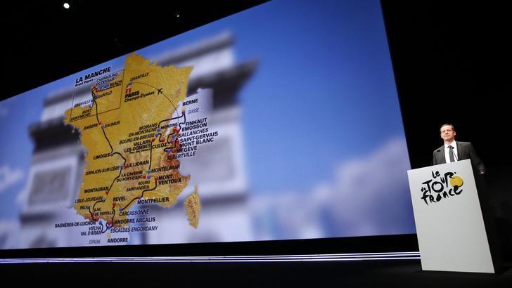 Tour de France, ecco il percorso per il 2016
