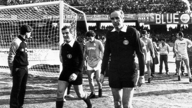 Lutto nel calcio: addio all'ex arbitroMenicucci