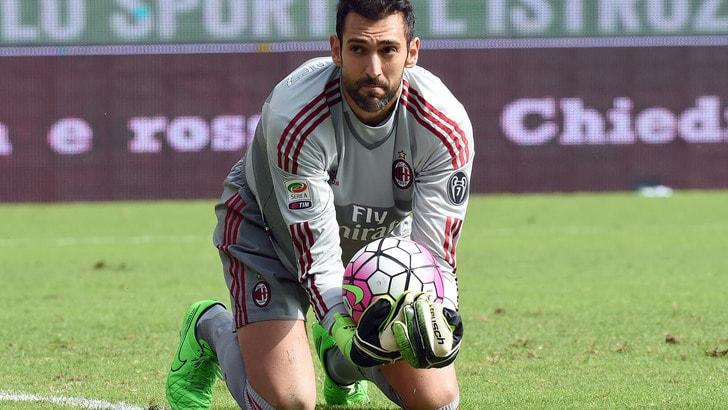Milan, l'addio di Diego Lopez: il portiere saluta i tifosi rossoneri