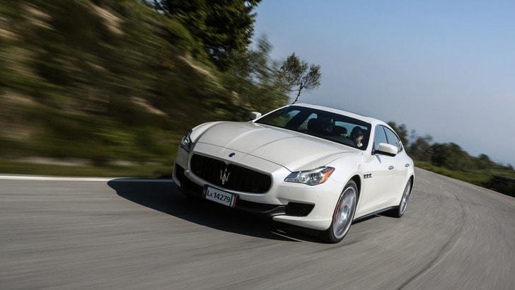 Maserati Quattroporte, la prova dell'ammiraglia