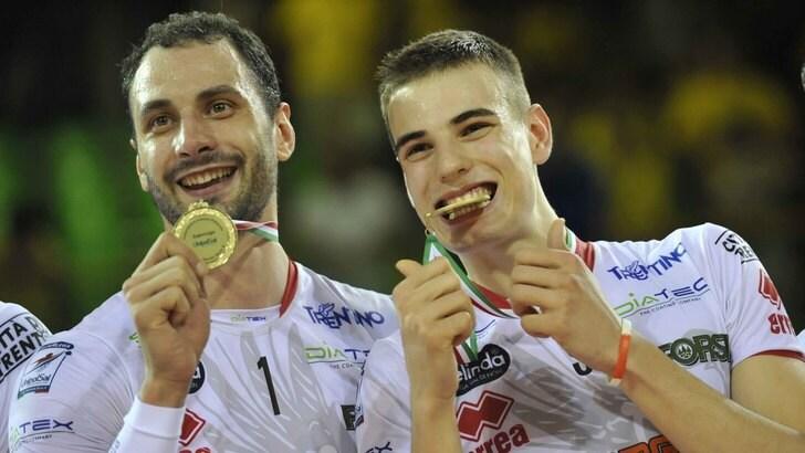 Volley, la Champions league maschile su Fox Sports