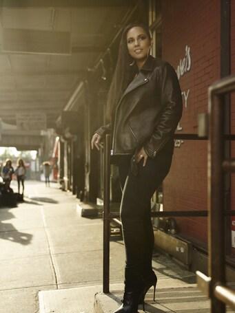 Alicia Keys star per Levi's