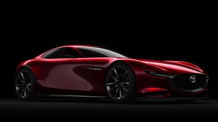 Salone di Tokyo: Mazda RX-Vision