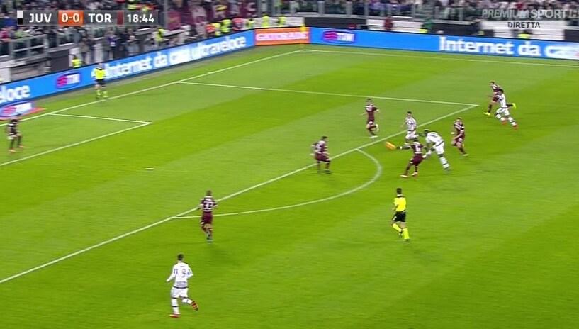 Juventus-Torino, la perla di Pogba nel derby. Ecco la fotosequenza