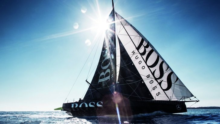 Hugo Boss firma la nuova barca da regata oceanica alla TJV
