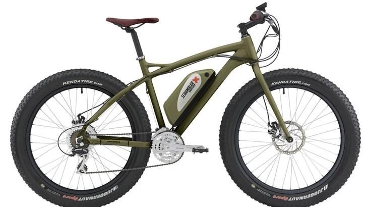 Scrambler diventa una… bici elettrica