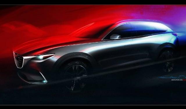 Mazda CX-9 arriva il premium SUV