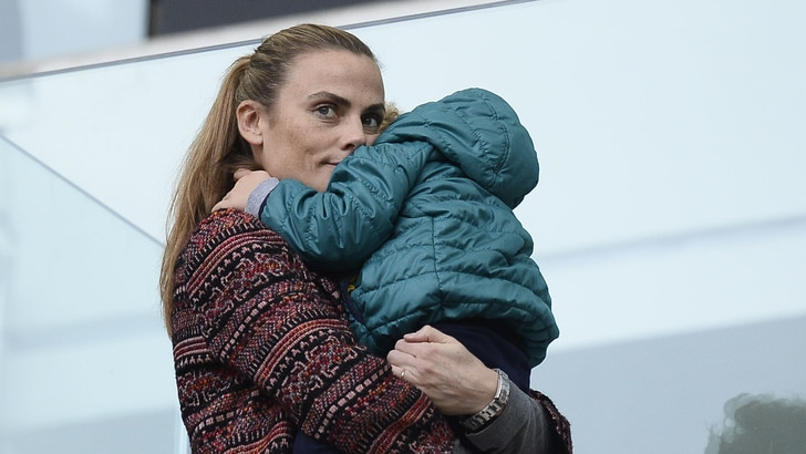 Emma Winter: moglie e mamma, ma soprattutto donna