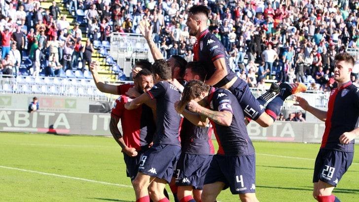 Risultati Serie B: Cagliari solo in testa, il Novara fa sognare