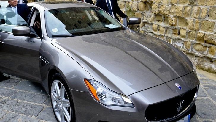 Maserati per il Principe Alberto di Monaco