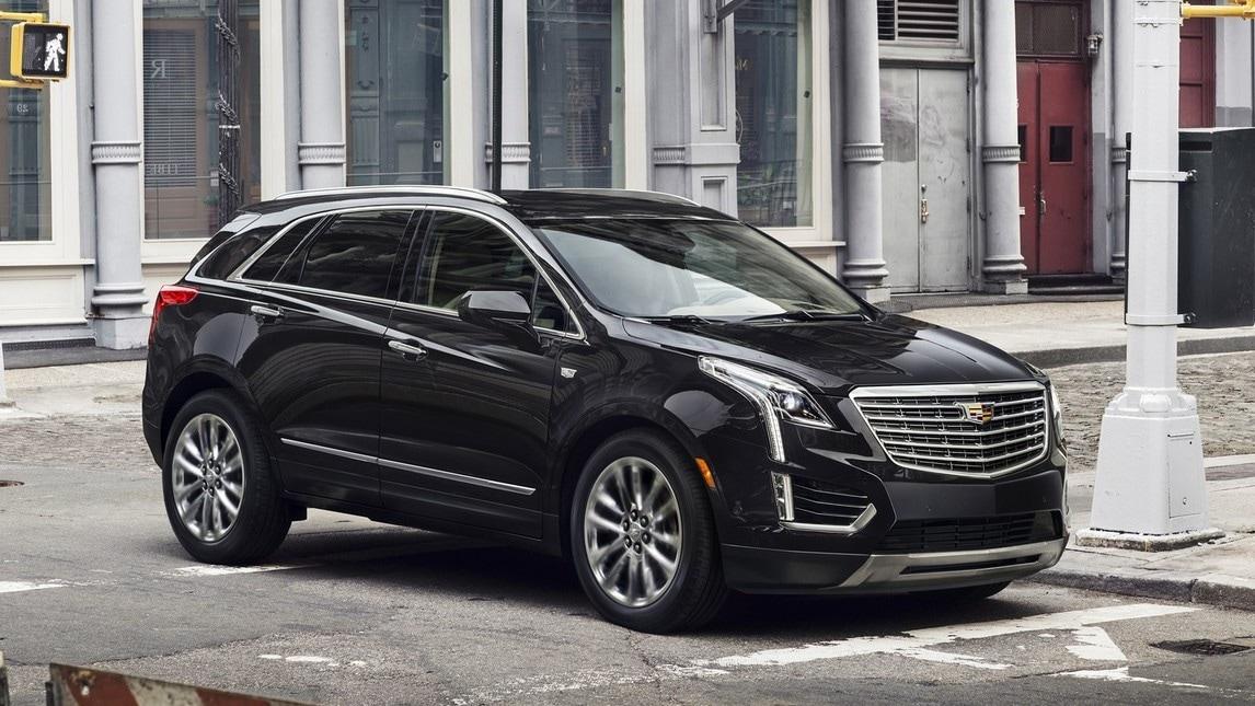 Cadillac XT5: nuovo lusso all'americana per l'Europa