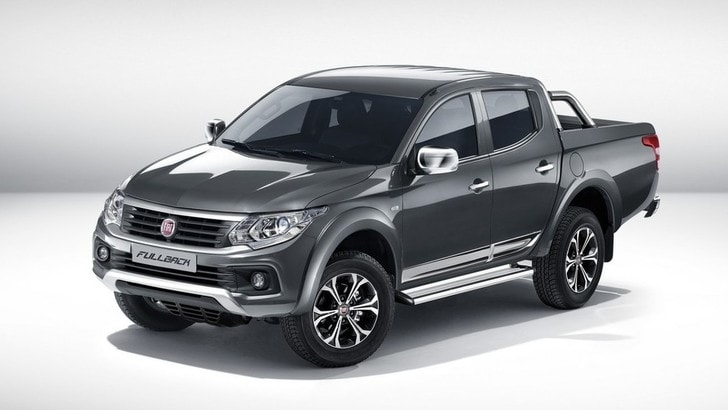 Fiat Fullback, arriva il pick-up