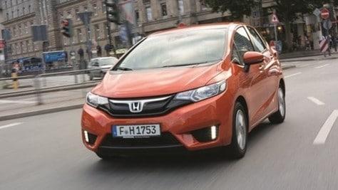 Nuova Honda Jazz, la prova su strada