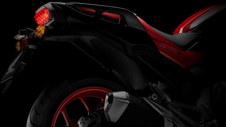Honda NC750S: nuovi colori e non solo