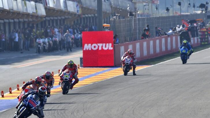 MotoGp 2016: è sfida in quota tra Marquez e Lorenzo