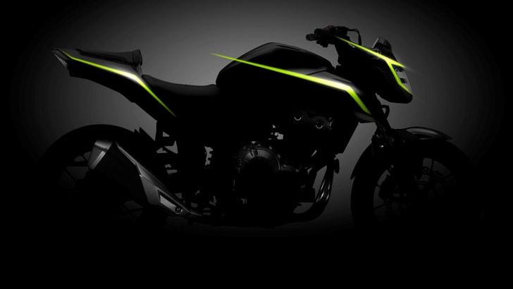 Honda CB500F: è più aggressiva