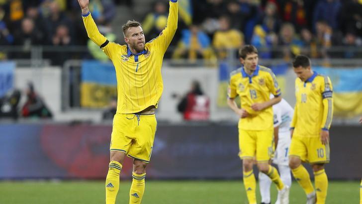 Euro 2016, l'Ucraina stende la Slovenia 2-0