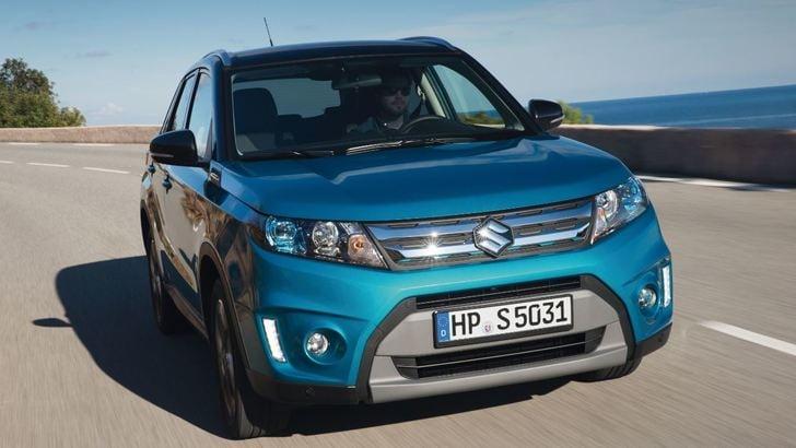 Suzuki Vitara, prova su strada e opinioni