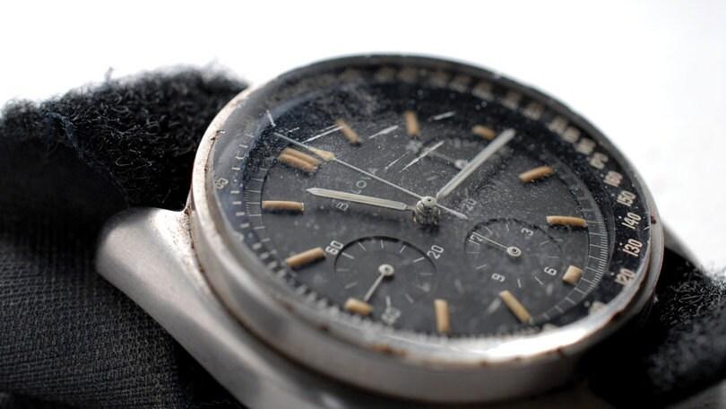 Il cronografo Bulova dell'Apollo 15 battuto all'asta