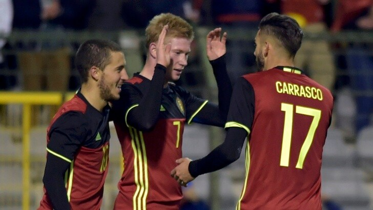 Allarme rosso a Bruxelles per Belgio-Spagna