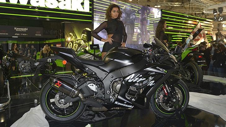 Eicma 2015: Kawasaki ZX-10R, per i campioni di ogni giorno
