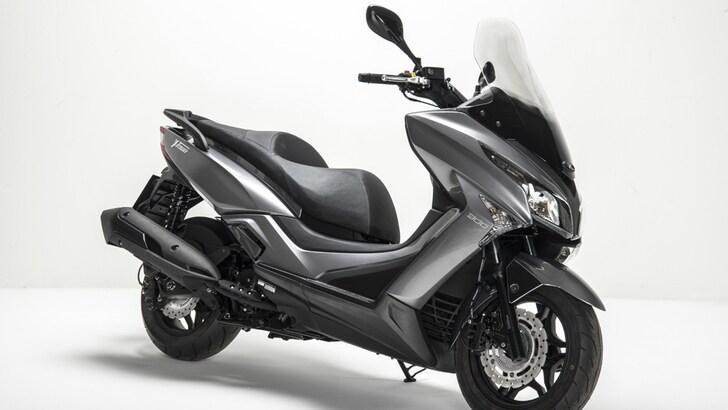 EICMA 2015: Kymco Xtown, 300 cc per la città
