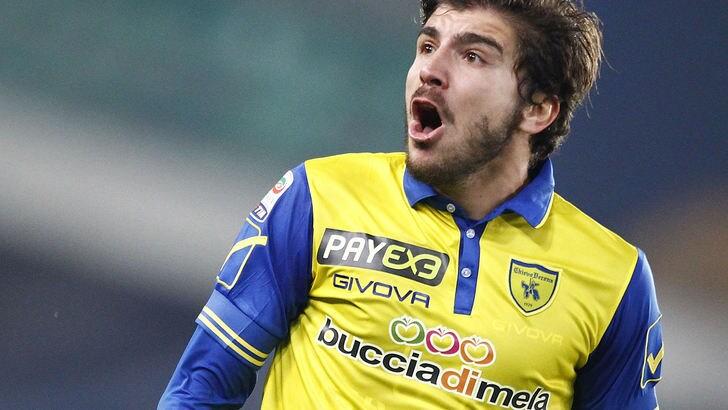 Serie A Chievo, Paloschi in gol durante il test