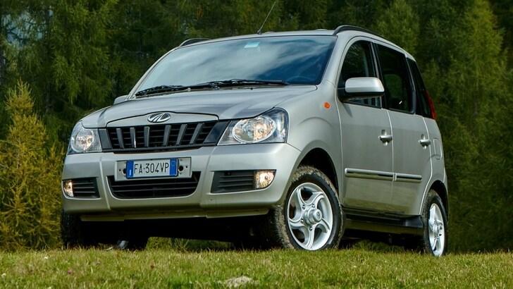 """Mahindra Quanto, il SUV """"low cost"""""""