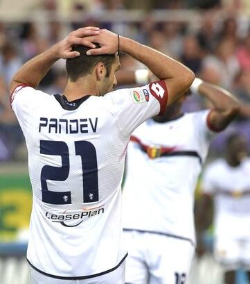 Serie A Genoa, con il Sassuolo Pandev-Dzemaili ok