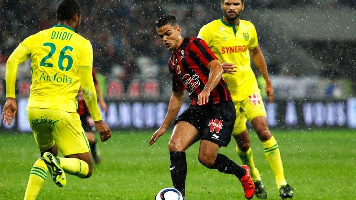 Calciomercato Inter, missione a Nizza per Ben Arfa