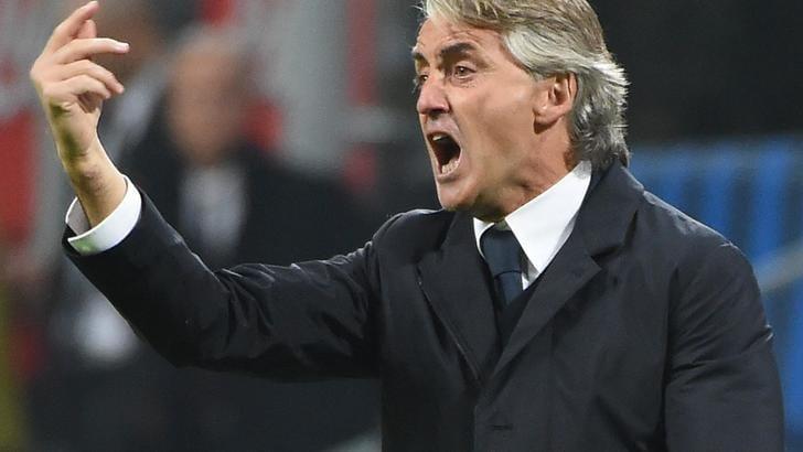 Mancini, col Frosinone gara non scontata