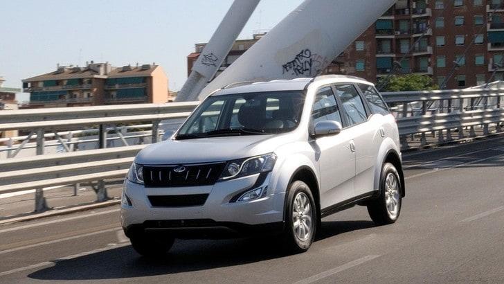 Mahindra XUV500, il SUV indiano sempre più europeo