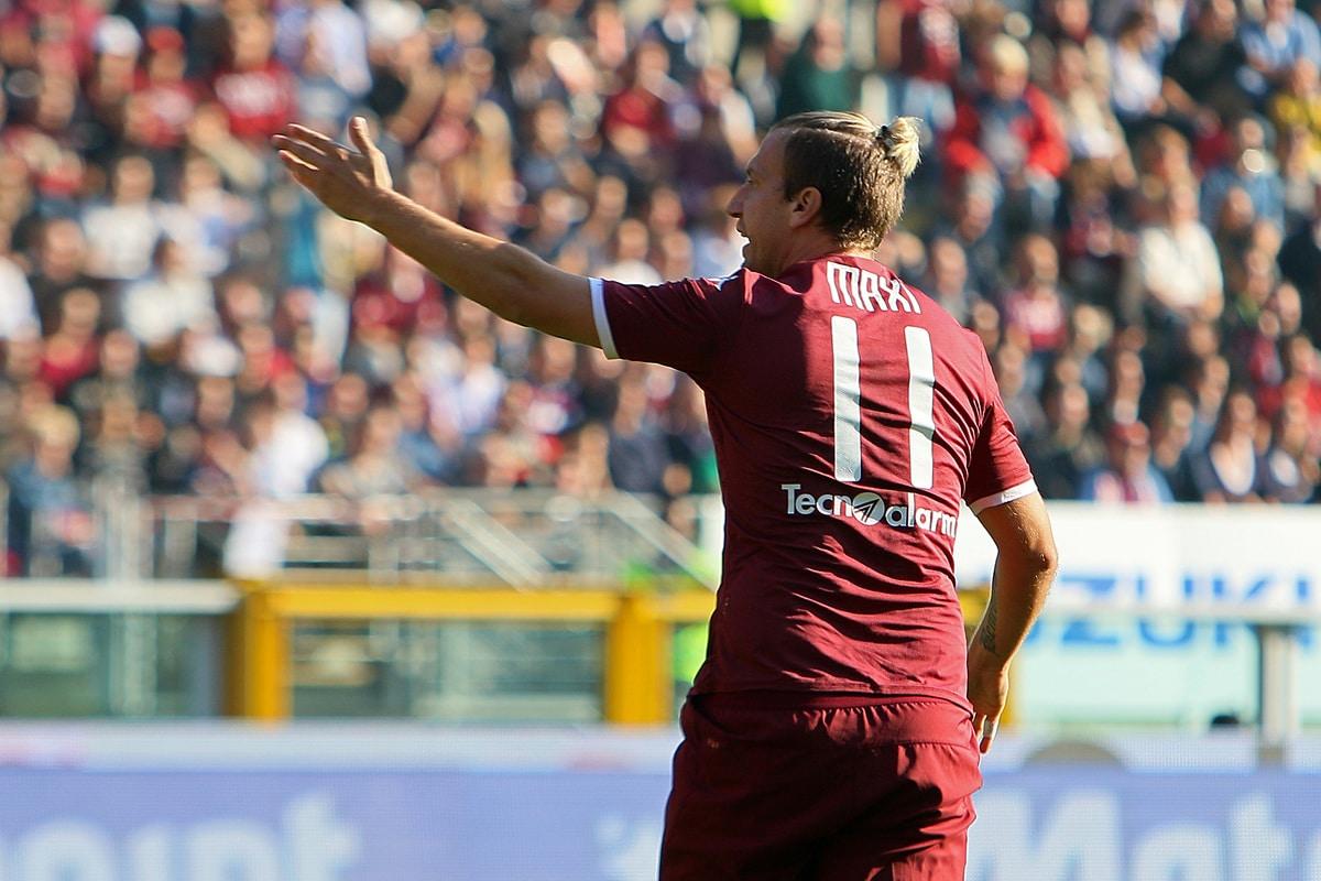 Maxi Lopez rinnova sino al 2018. Chiuderà la carriera nel Torino