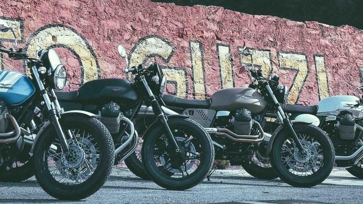 """Moto Guzzi """"Garage"""": Moto Guzzi V7 II, come la vuoi?"""