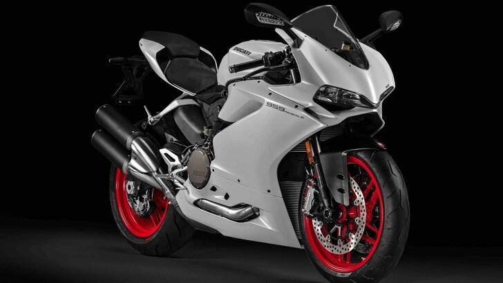 Ducati 959 Panigale: prima di scendere in pista