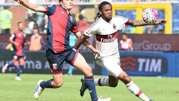Serie A Genoa, lavoro a parte per Marchese-Munoz