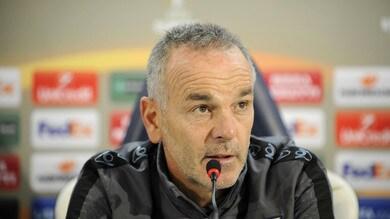 Europa League, Pioli: «Lazio, devi lottare. Il ritiro utile per chiarirci»