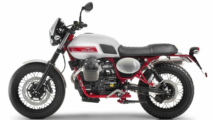 EICMA 2015: Moto Guzzi, riecco la Stornello
