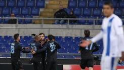 Europa League, Lazio-Dnipro 3-1, biancocelesti qualificati in testa al girone